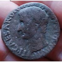Римская империя, Тиберий, асс, 14-37 гг.