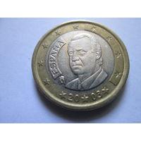 1 евро, Испания 2003 г., AU