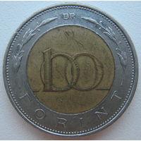 Венгрия 100 форинтов 1996 г.