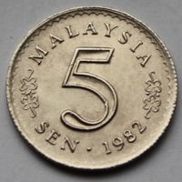 5 сен 1982 Малайзия