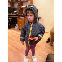 Куртка ветровка для миленького ребёночка