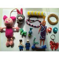 Фигурки Киндер+игрушки