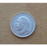 Великобритания, Георг V (1910-1936), шиллинг 1936 г., серебро