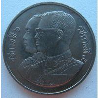 Таиланд 2 бата 1988 г. 72 года Кооперативам Таиланда