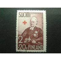 Финляндия 1938 персона в живописи, Кр. крест