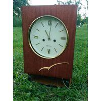 Часы янтарь СССР экспорт
