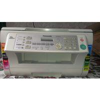 МФУ принтер сканер факс копир Panasonic kx-mb2020 (возможно нужна замена картриджа)