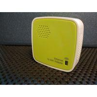 Portable Mini 35 M Wireless Router, Ethernet to WiFi Adapter (Портативный мини Wi-Fi Роутер)
