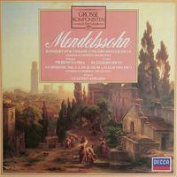 MENDELSSOHN /Konzert for Violine and Orchester op.64/1958, LP, NM