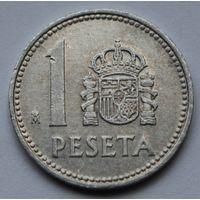 Испания 1 песета, 1984 г.