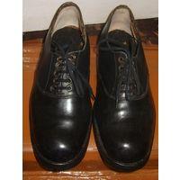 Туфли на деревянных гвоздях с набойкой Continental р.35