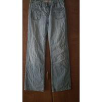 Отличные плотные турецкие джинсы 44-46 размер, качественные