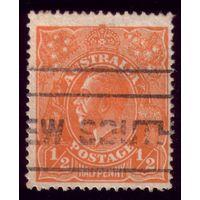 1 марка 1914 год Австралия 29
