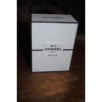 ДУХИ Chanel No5 оригинал PARIS PARFUM 15 ml. 0.5. FL.OZ. Опломбированны., - Без торга.