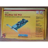 Цифровой спутниковый приемник TechniSat SkyStar S2 (DVB-S/DVB-S2)