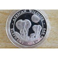 Сомали 100 шиллингов 2014