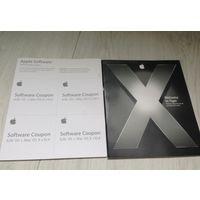 Оригинальная книга Welcome to Apple Tiger Mac OS НОВАЯ! Цветное оформление
