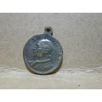 Медаль католическая Святой Папа Римский Пий ХII-й.Ватикан Италия