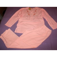 Пижама женская махровая. размер 56-58