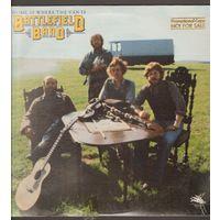 1099. Battlefield Band. Home Is Where The Van Is. 1980 (UK, [Scottish Folk], NM) = 16$