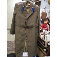 Плащ-пальто полковника КГБ СССР