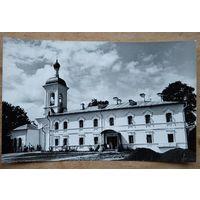 Полоцк. Вид на старый город. Фото В.Федотова. 1970-е. 15х24 см.