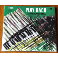 "Jacques Loussier ""Play Bach # 2"" (Audio CD) digipak"