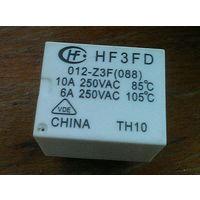 Реле HONGFA RELAY HF3FD /012- Z3F