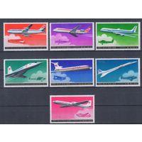 [37] Корея КНДР 1978. Авиация.Самолеты.
