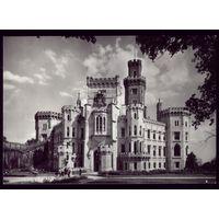 Чехия Замок над Влтавой