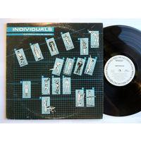 Various Artists, Individuals, 2LP 1978