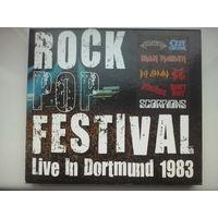 """Various """"Dortmund Festival 1983"""" 2DVD9"""