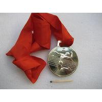 Медаль. Победитель по волейболу