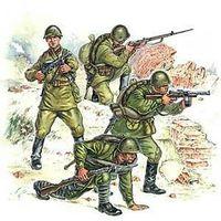 Пехота Красной Армии N2,Звезда 1:35