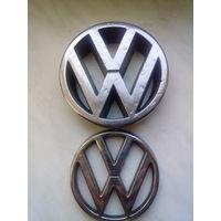 На VW...Логотип,без М.Ц