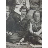 Минские девушки юнгштурмовки 1929 г