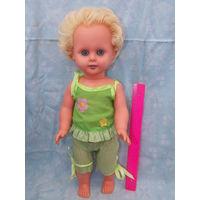 Кукла ГДР, немка, большая