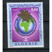 Алжир - 1974 - 100-летие ВПС - [Mi. 631] - полная серия - 1 марка. MNH.