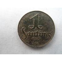 1 САНТИМ 1926г.