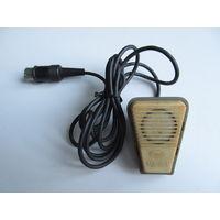 Раритетный (1976 г.) микрофон из СССР. Модель-МД-201