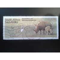 ЮАР 1995 носороги