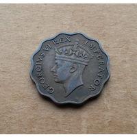 Британский Кипр, 1 пиастр 1946 г., Георг VI (1936-1952)