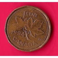 31-28 Канада, 1 цент 1994 г.