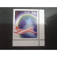 Канада 1987 Боинг 767