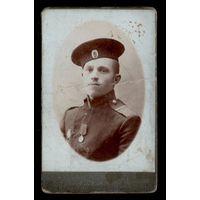 Царское фото, Ефрейтор 49-го Брестского пехотного полка
