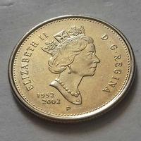 10 центов, Канада 2002 г.