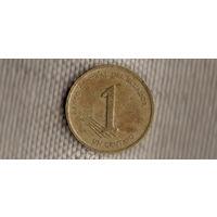 Эквадор 1 сентаво 2000(dic)