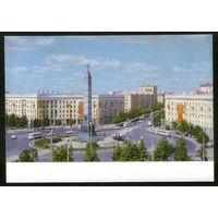 1972 ДМПК МИНСК, Площадь Победы