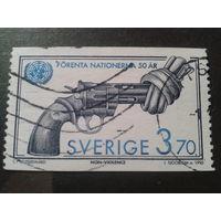 Швеция 1995 50 лет ООН