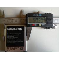 Аккумуляторная батарея Samsung EB-L1G6LLU 2100mAh